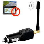 Brouillage de GPS Portable