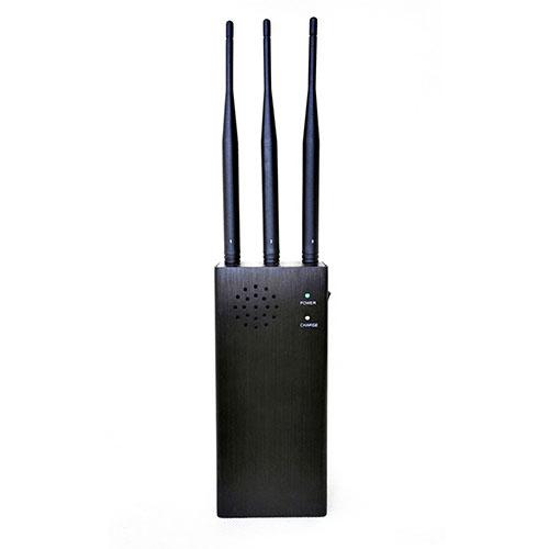 prix mobile | Portable Bloqueur de contrôle à distance brouilleur 315MHz 433MHz 868MHz puissance élevée