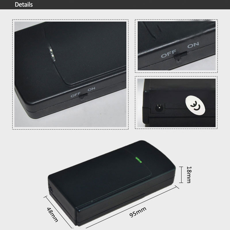Brouilleur wifi/WLAN bluetooth