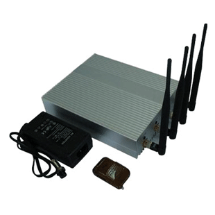GSM 3G WIFI GPS jammer