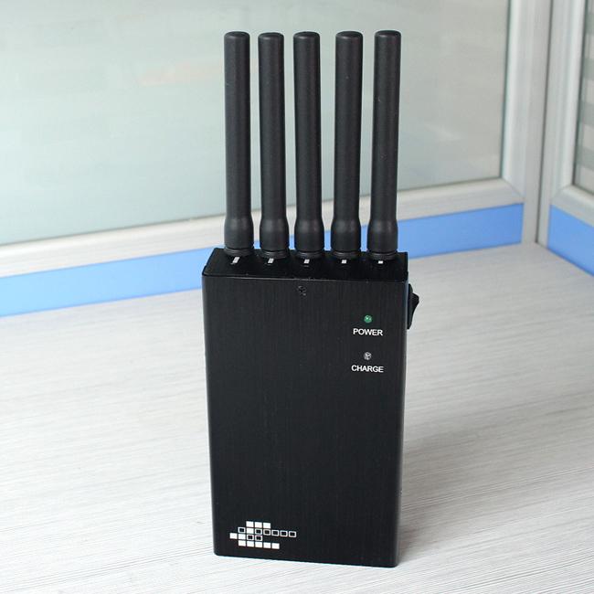 Brouilleur téléphone 4G